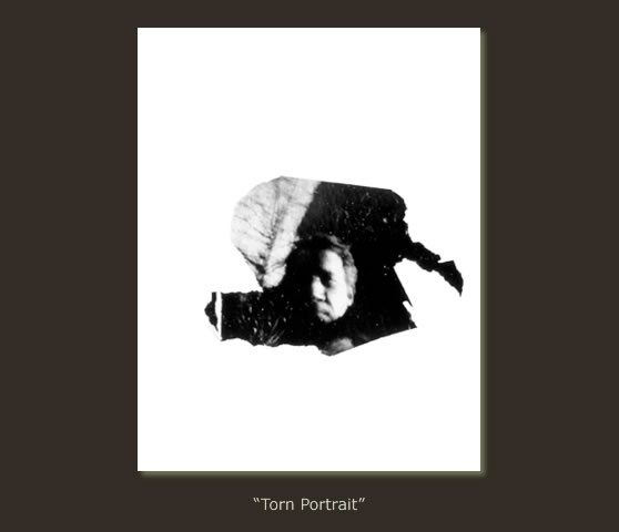 """Torn Portrait"""