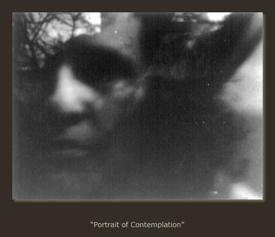 """Portrait of Contemplation"""
