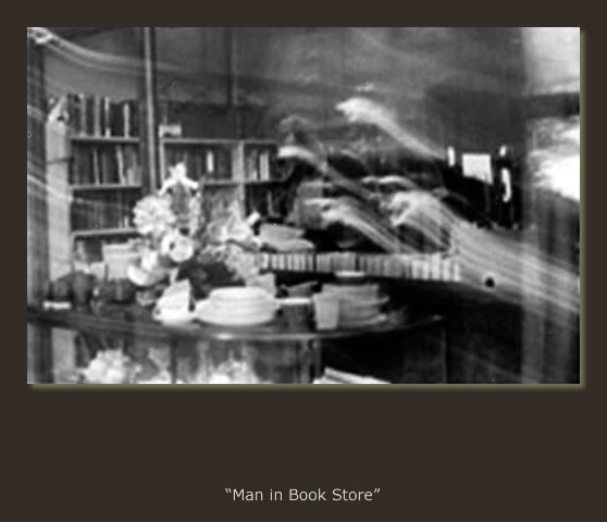 """Man in Book Store"""