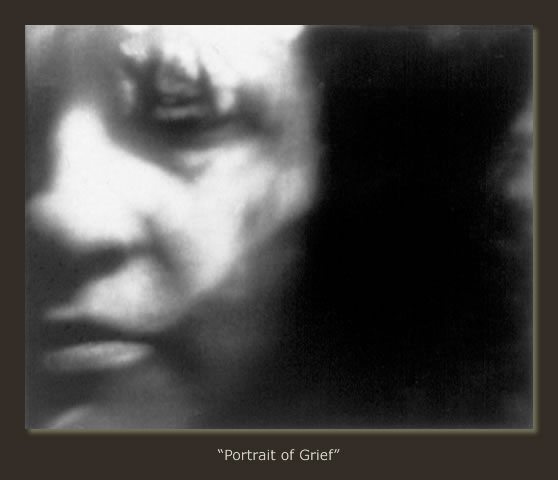 """Portrait of Grief"""